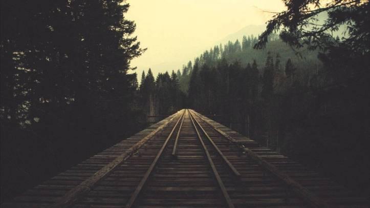TRAIN TRACKS UNKNOWN